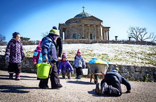 Grabkapelle ist von Karfreitag an wieder geöffnet