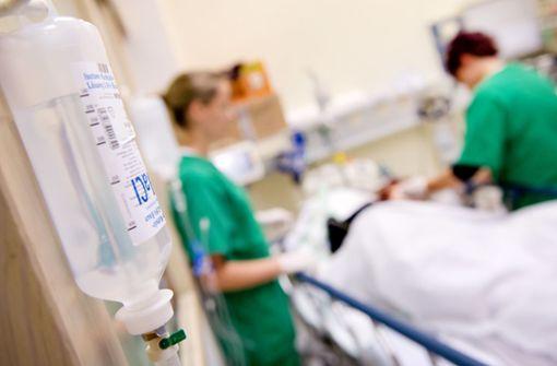 Gesundheitssystem in Baden-Württemberg verliert Millionen