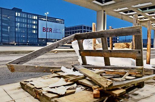 BER –   Start mit acht Jahren Verspätung?