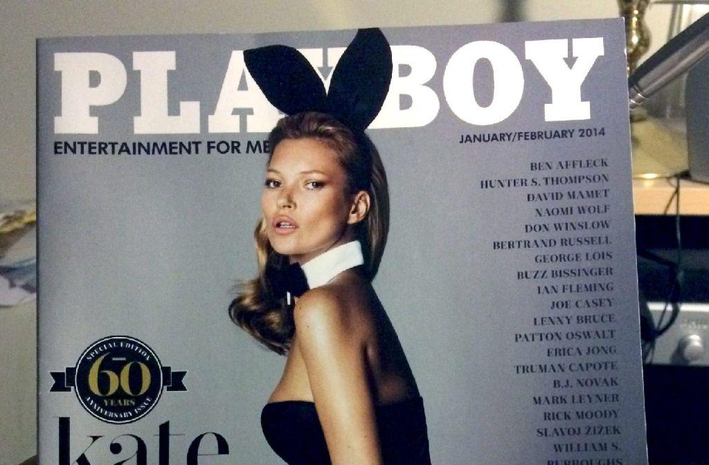 Unsere Bildergalerie zeigt, welche Damen sich schon für den Playboy ablichten ließen. Foto: dpa
