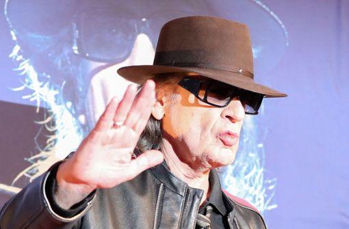 Udo Lindenberg sagt Tour ab - Geld zurück