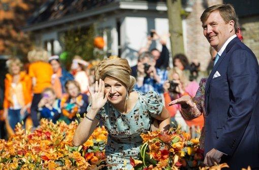 Party für für Máxima und Willem-Alexander