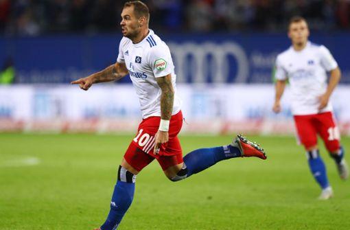 Hamburger SV feiert klaren Heimsieg gegen Bielefeld