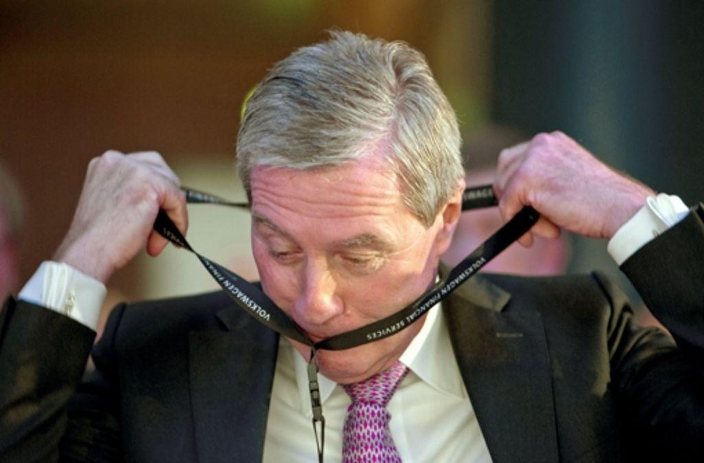 Die Behörden ermitteln auch gegen den Co-Vorstandschef der Deutschen Bank Jürgen Fitschen Foto: dpa