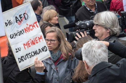 """Die AfD empfiehlt sich als Bewahrerin der deutschen """"Leitkultur"""""""