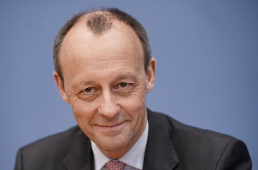 Friedrich Merz sichert bei Niederlage  Unterstützung für Sieger zu