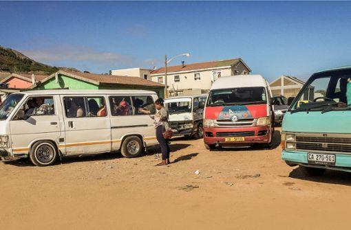 Krieg der Taxifahrer