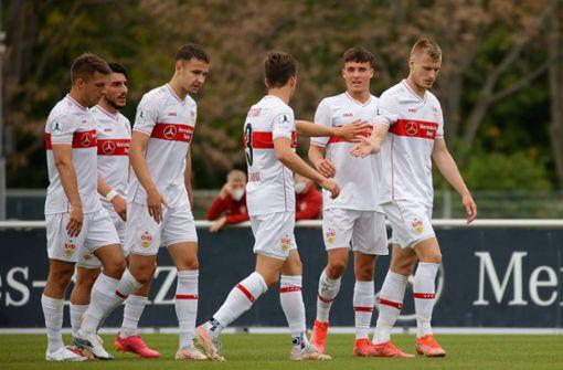 VfB II gewinnt gegen den FC Bayern Alzenau mit 3:2
