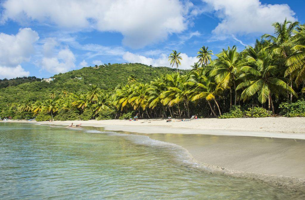 Bilder aus der Karibik animieren Menschen mit Fernweh dazu, draufzuklicken. (Symbolbild) Foto: imago images/Westend61/Michael Runkel