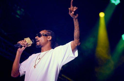 Polizei: Fans wollten Gangster-Rapper nicht gehen lassen