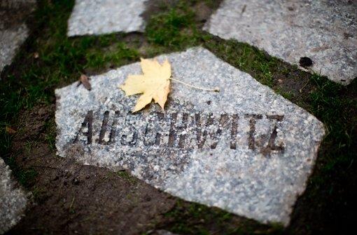In Stuttgart wurde an die Ermordung der Sinti und Roma in Auschwitz erinnert. Im Bild zeigen wir das Denkmal in Berlin  für diese Opfer des Naziterrors. Foto: dpa