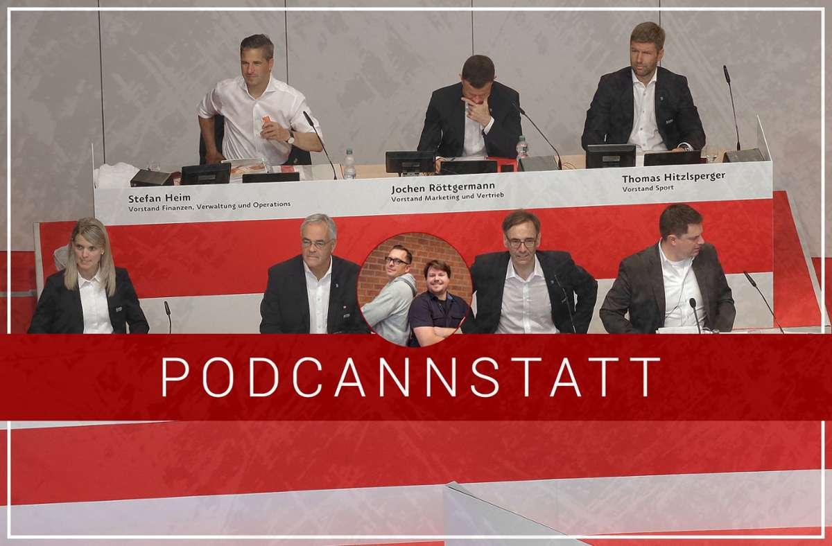 Wie geht es weiter im Machtkampf beim VfB Stuttgart? Foto: StZN/Baumann