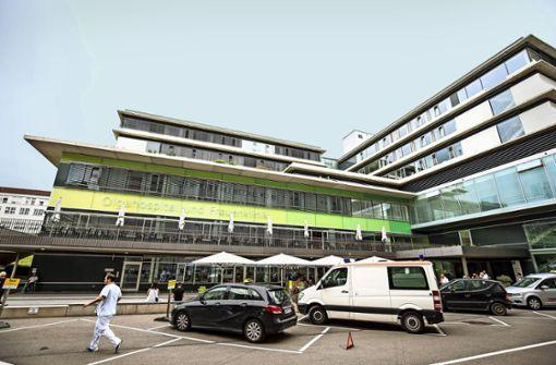 Zukunftsdebatte im Stuttgarter Klinikum