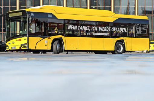 EU will saubere Linienbusse