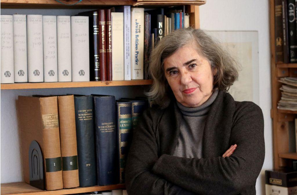 Barbara Honigmann erzählt von der Geschichte als Familienaufstellung. Foto: dpa