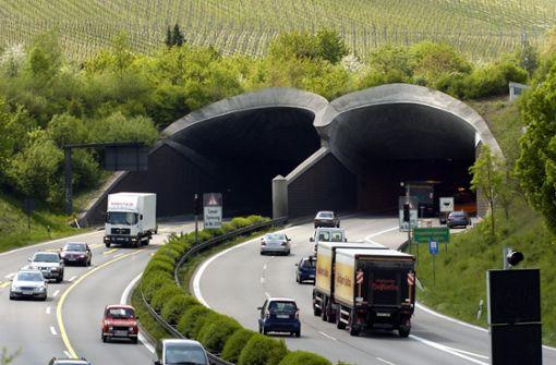 Vom Navi abgelenkt – Unfall im Kappelbergtunnel