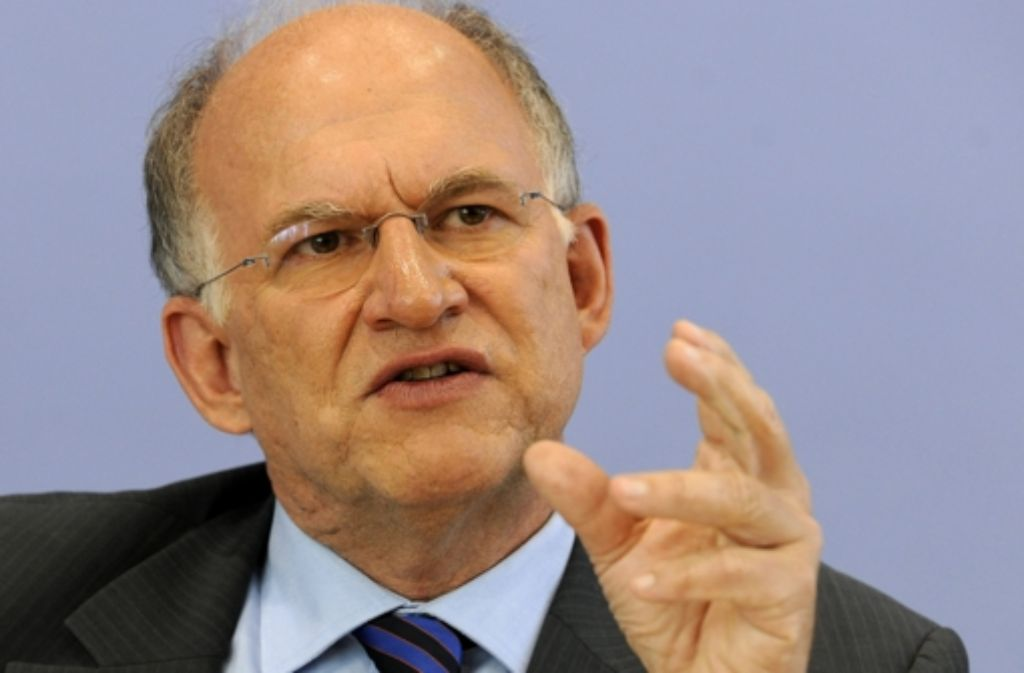 Peter Schaar sagt, dass wir eine aktive Zivilgesellschaft brauchen: Foto: dpa