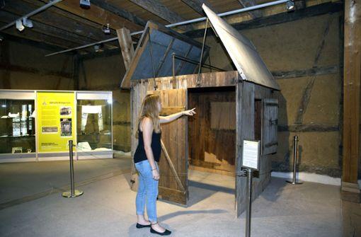 Jüdisches Erntedankfest im Freilichtmuseum