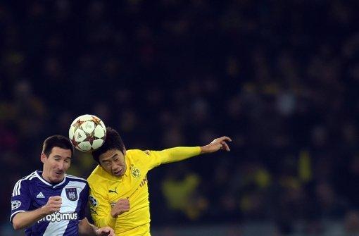 Dortmund verspielt Sieg gegen Anderlecht und ist trotzdem Gruppenerster