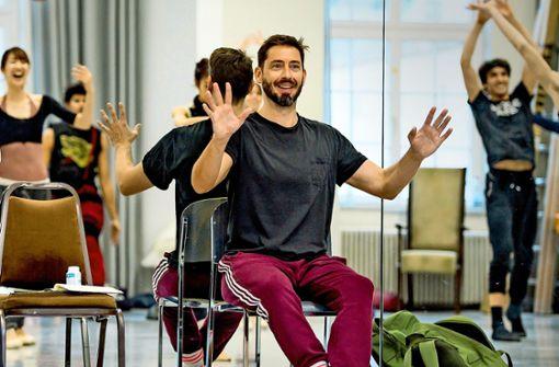 Der Choreograf, der's gern kompliziert mag