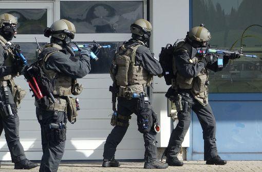 Zweite Festnahme bei SEK-Einsatz in Sachsen bestätigt