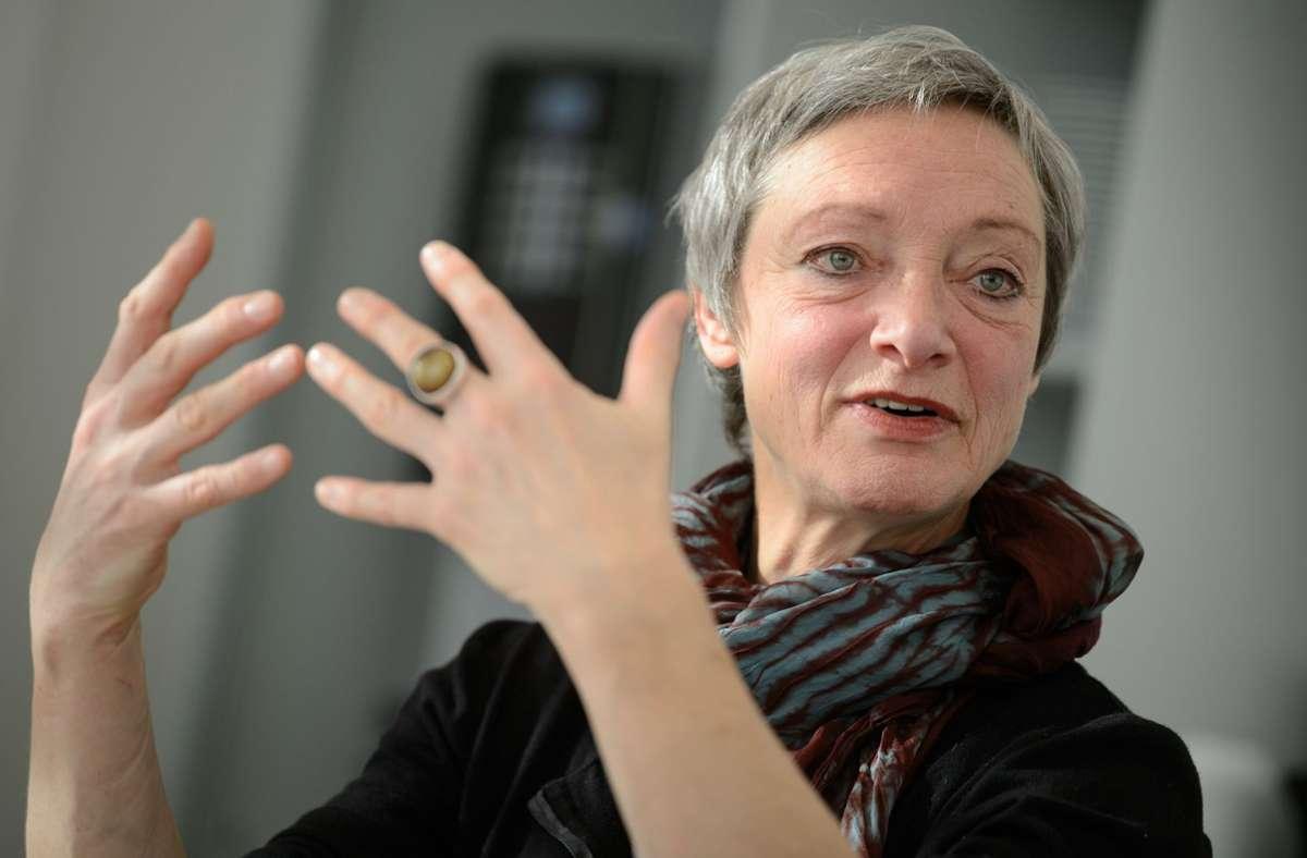 Christa Niemeier ist Referentin für Suchtfragen und Prävention der Landesstelle. Foto: dpa/Sina Schuldt