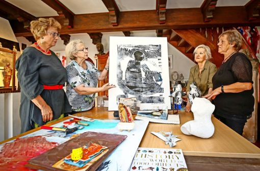 Sieben  Künstler spenden Werke für Kongo