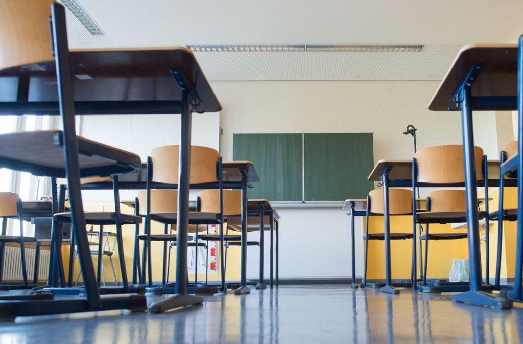 500 Lehrerstellen bleiben in Baden-Württemberg voraussichtlich unbesetzt. Foto: dpa-Zentralbild