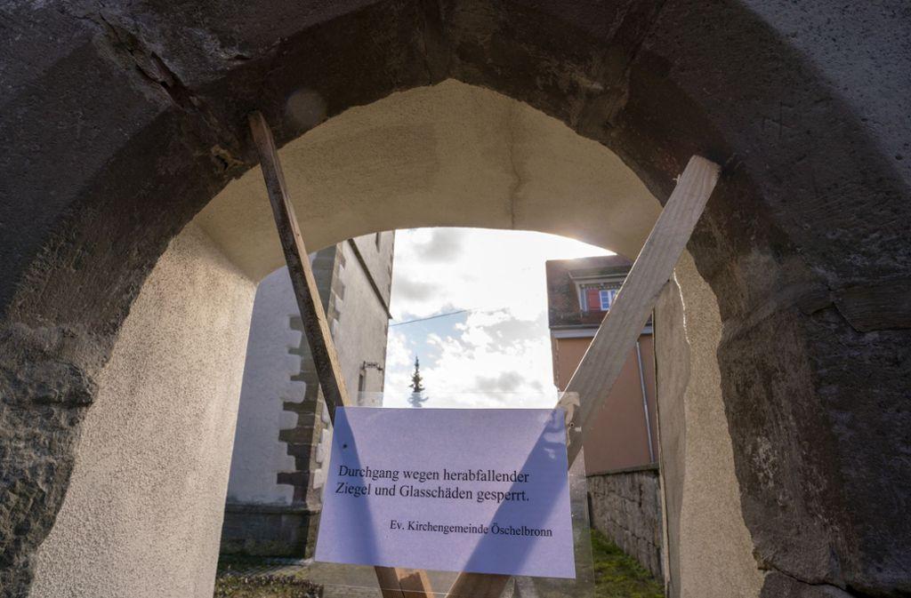 Der Bereich um die Alte Kirche Foto: factum/Andreas Weise