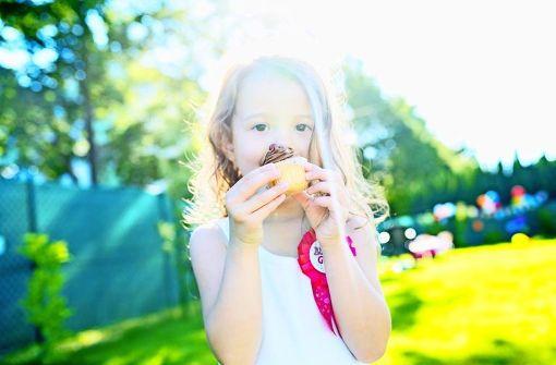 Wie Kinder mit Diäten gestresst werden