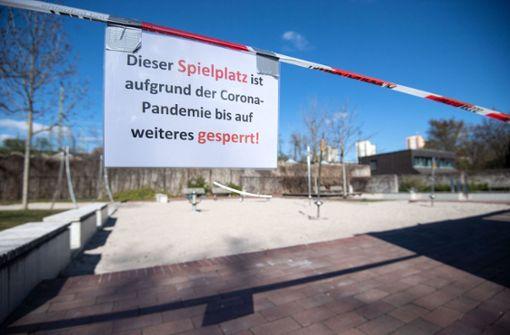 Corona: Stuttgart besser als der Landesschnitt