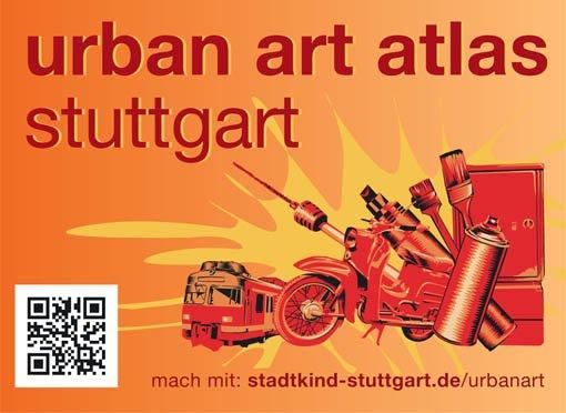 Urban-Art-Atlas Stuttgart: so gehts!