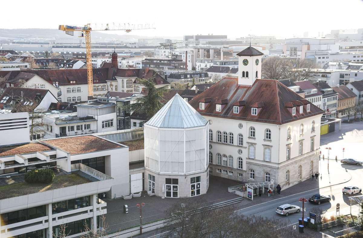 Unter anderem die Stadtbibliothek und die Galerie der Stadt Sindelfingen öffnen wieder die Tore, ohne dass Besucher Termine vereinbaren müssen Foto: Archiv/Thomas Bischof