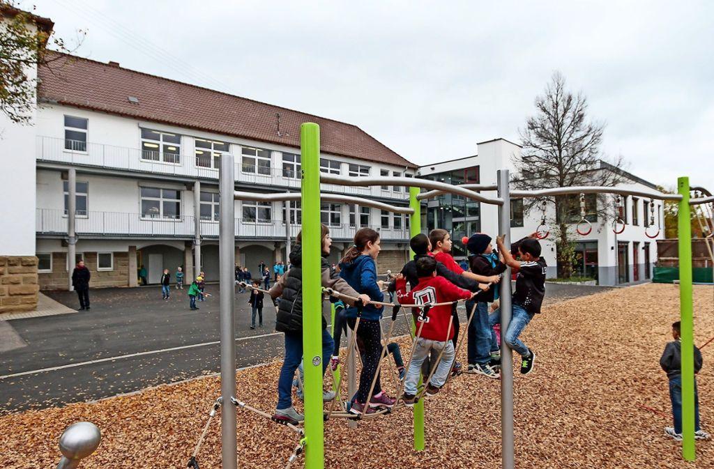 Die Grundschule Foto: factum/Archiv