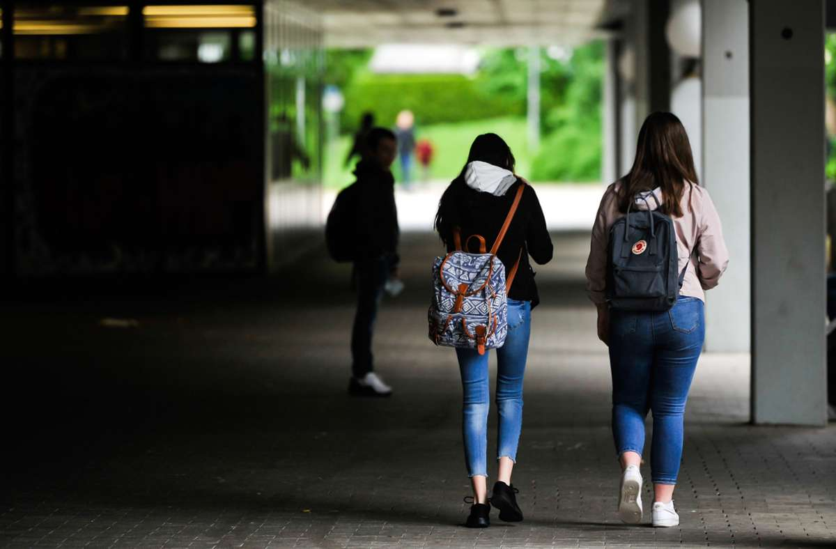 Die Schulen in Stuttgart brauchen die Unterstützung von Sozialarbeitern. Foto: Lichtgut/Max Kovalenko