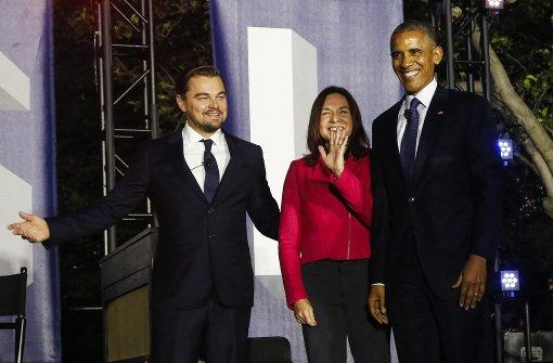 Lob für Obamas Kampf gegen Klimawandel