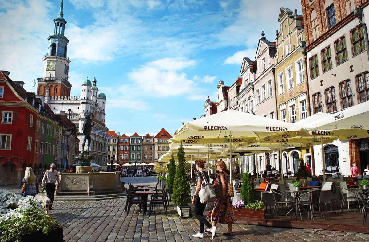 In Posen lebt Bamberger Tradition. Foto: Bettina /Bernhard