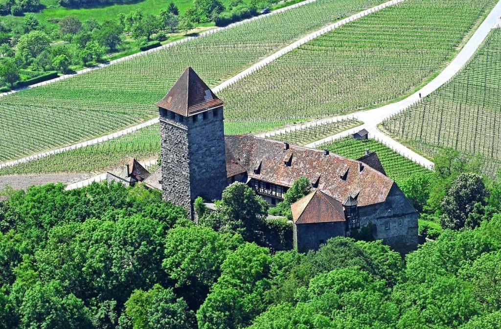 Alles soll beim Alten bleiben – die Familie von und zu Weiler will die Burg  Lichtenberg wie bisher weiterbetreiben.. Foto: Archiv (Werner Kuhnle)