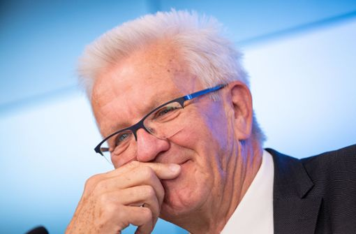 Union und SPD legen zu - Kretschmann weiter sehr beliebt