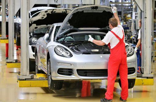 Auch Porsche Panamera offenbar von Rückruf betroffen