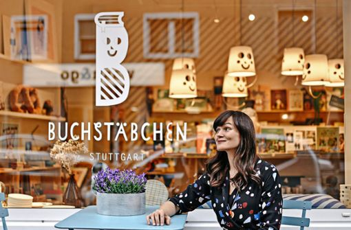 Stuttgarter Kinderbuchladen Buchstäbchen  ausgezeichnet