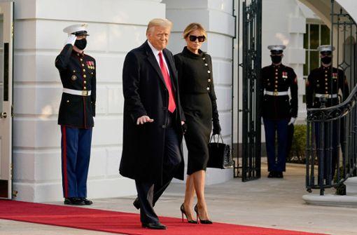 Boom Boom! Zum Trump-Abschied eine echte Bombe