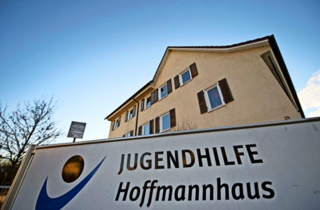 Im Hoffmannhaus  hat es in der zweiten Hälfte des 20. Jahrhunderts psychische und physische Gewalt gegeben. Foto: dpa