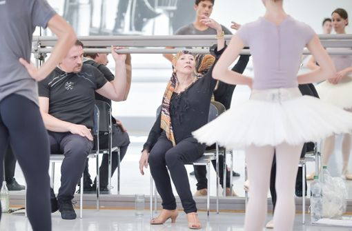 Ballettlegende entstaubt Klassiker