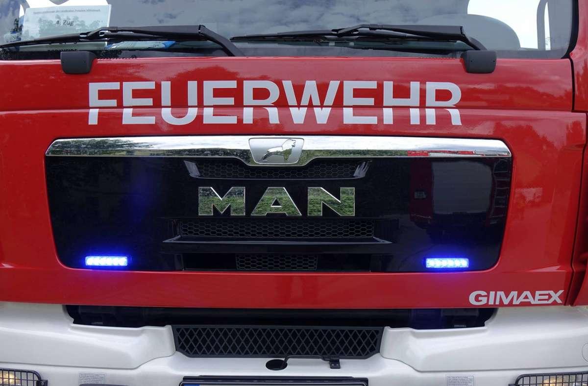 Der Fahrer eines VW T-Roc soll einem Feuerwehrfahrzeug in hoher Geschwindigkeit gefolgt sein (Symbolbild). Foto: imago images/Sascha Steinach