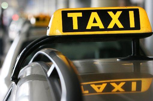 Taxistreit spitzt sich weiter zu
