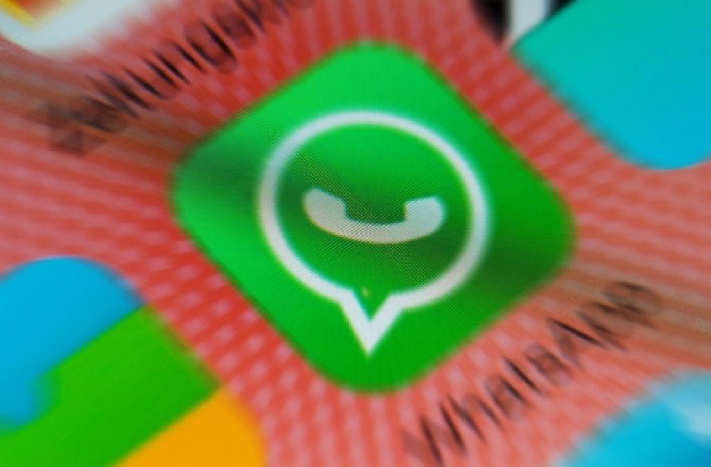 Allein über die Handynummer sind WhatsApp-Nutzer zu identifizieren – auch für Menschen, die nicht in ihrem Adressbuch stehen. Foto: dpa
