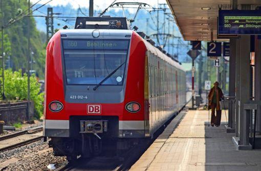 S-Bahn erweitert ausgedünnten Corona-Sonderfahrplan