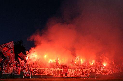 VfB Stuttgart muss 5000 Euro Strafe zahlen