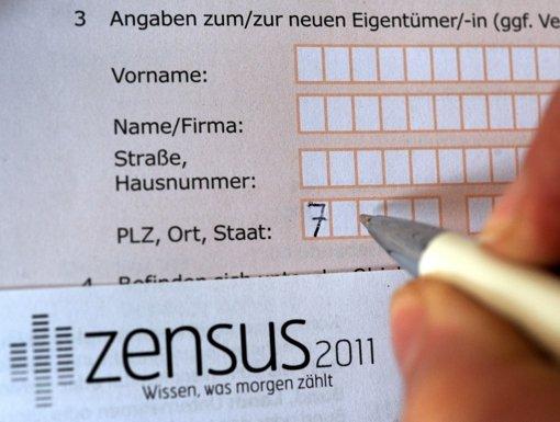 Bußgelder für 133 Zensusmuffel